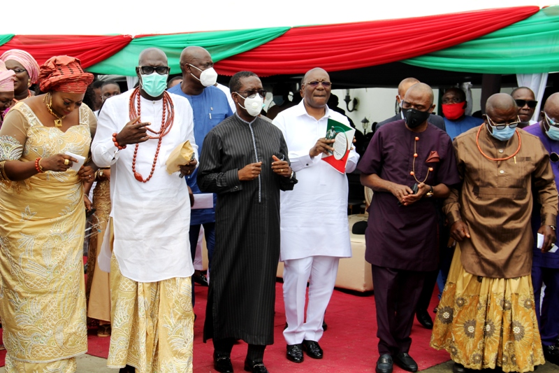 Okowa urges Nigerians to support PDP to rule the country