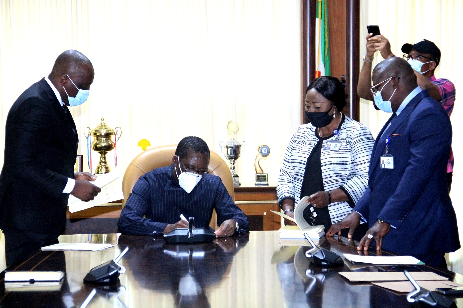 Okowa Signs bill