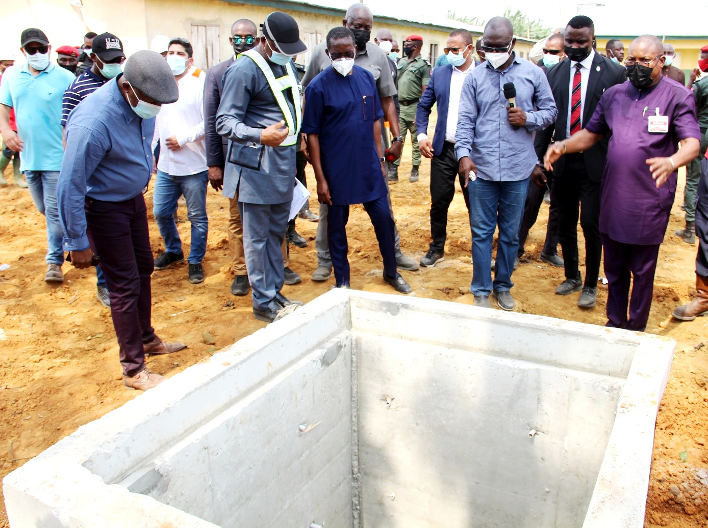 Flood: Warri/Uvwie drainage ready 2022 - Okowa